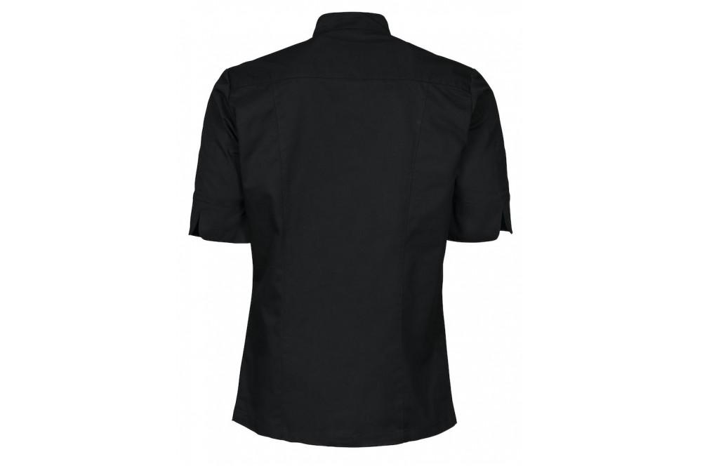 Veste de chef cuisinier coupe ajustée 7408 Projob noire