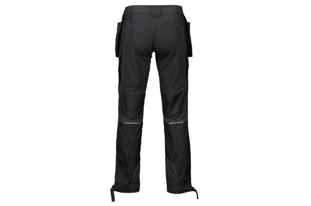 Pantalon de travail résistant en stretch flexible 3520 Projob noir ou vert