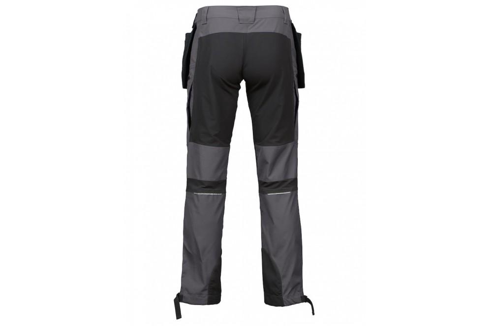 Pantalon de travail résistant en stretch flexible 3520 Projob gris ou marine