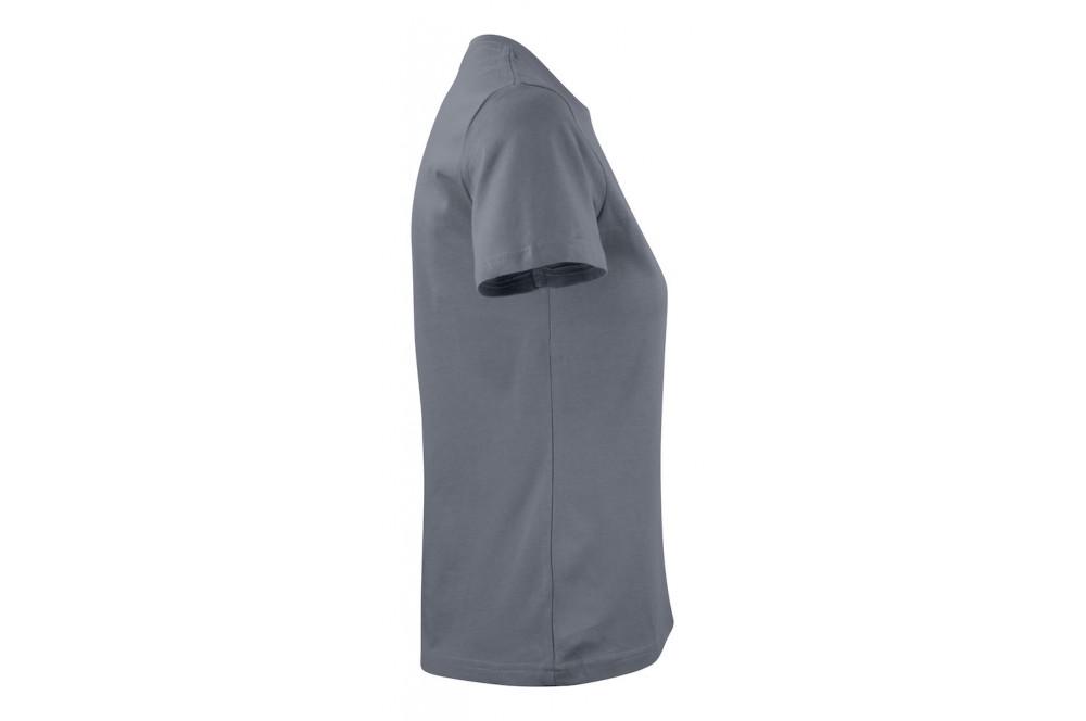 Tee shirt manches courtes femme gris Heavy RSX lot de 5