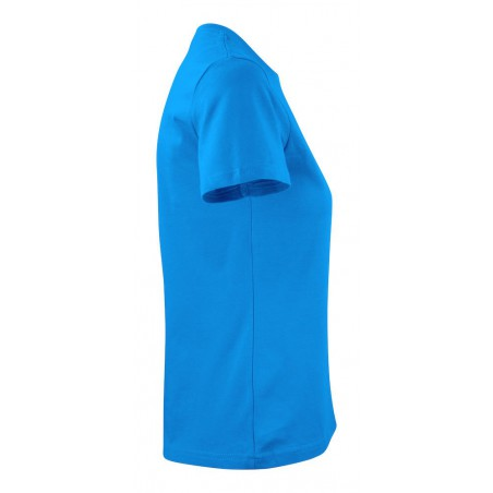 Tee shirt manches courtes femme bleu Heavy RSX lot de 5