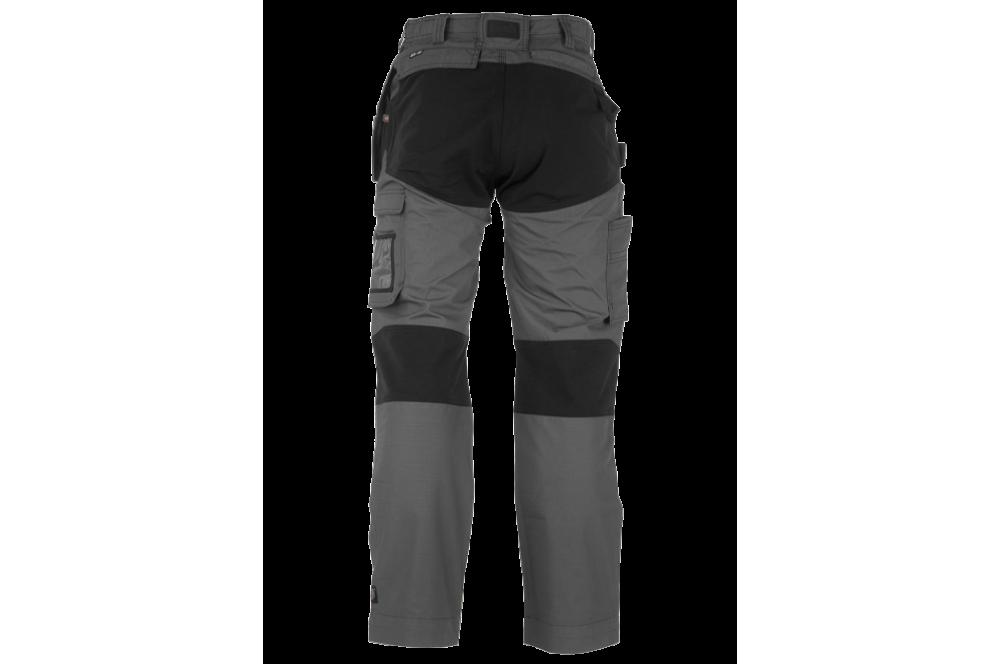 Pantalon de travail tissu extensible spector gris Herock