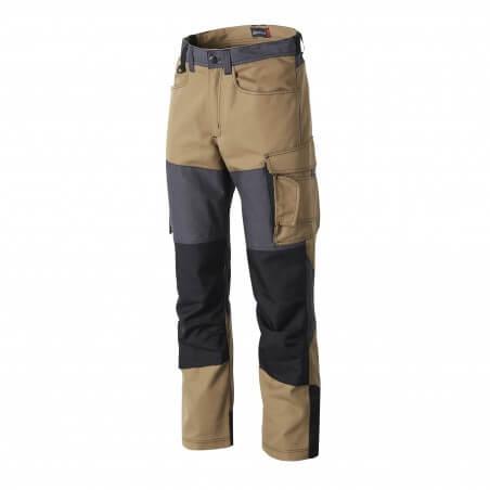 Pantalon travail renforce...