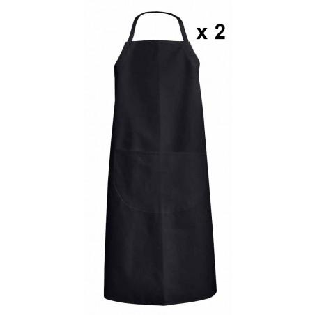 Tablier de cuisinier avec...