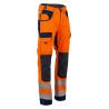copy of Pantalon de haute visibilité Balise EN ISO 20471 vert jaune