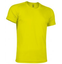 Tee shirt manches courtes Fluo Resistance