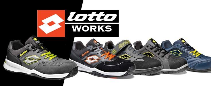 Chaussure de sécurité Lotto Works
