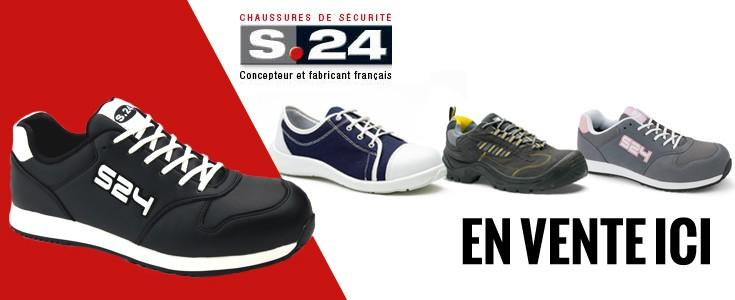 Chaussure de securite S24