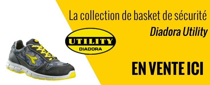 Chaussure de securite Diadora