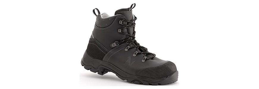 Chaussure de securite en grande pointure