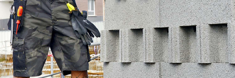 Bermuda de travail : bermudas et shorts professionnels pour protection