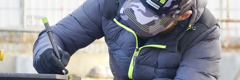 Veste, blouse, manteau, blouson de travail et protection professionnel