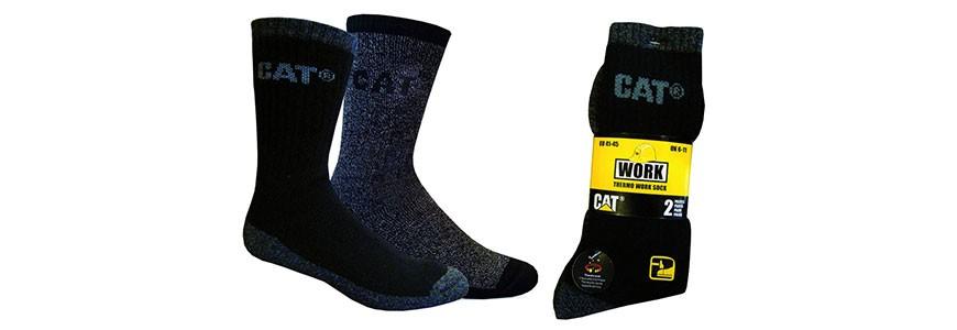 Chaussettes de travail : chaussettes pour la sécurité des pieds au travail