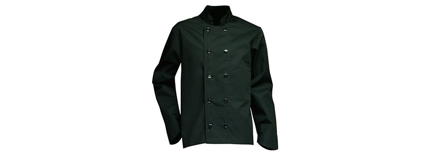 Veste de cuisine : vestes professionnelles pour cuisinier et chef de cuisine