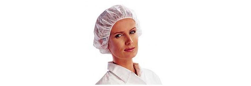 Charlotte de cuisine : protection et hygiène de la tête - Côté Pro