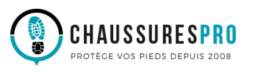 Logo partenaire chaussures-pro
