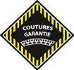 coutures garantie