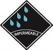 Vetement de travail ou pluie imperméable
