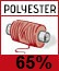 Picto 65% polyester
