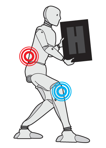 Vetements de travail ergonomiques
