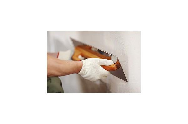Vêtements de travail pour plâtrier: équipements pour manipuler le plâtre